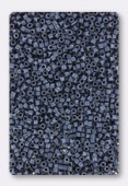 Miyuki Delica 11/0 DB0301 blue grey matted x10g