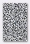 Miyuki Delica 11/0 DB0252 ceylon grey x10g