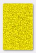 Miyuki Delica 11/0 DB0721 opaque yellow x10g