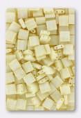 Miyuki Tila Beads TL-2021 matte cream x10g