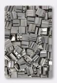 Miyuki Tila Beads TL-0190 nickel platted x10g
