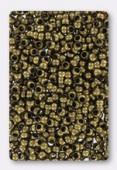 Perle à écraser 3 mm bronze x5gr