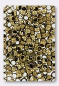 Perle à écraser 4 mm bronze x 5gr