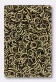 Anneau brisé 5 mm bronze x50