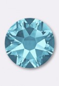 Strass 2058 SS10 3 mm aquamarine F x50