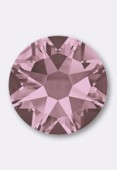 Strass HOTFIX 2038 SS10 3 mm crystal antique pink M HF x50