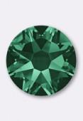 Strass 2058 SS10 3 mm emerald F x1440