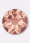 Strass 2088 SS34 7 mm blush rose F x12