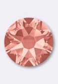 Strass 2088 SS34 7 mm rose peach F x12
