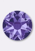 Strass 2058 SS10 3 mm tanzanite F x50