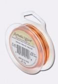 Fil de cuivre Artistic Wire 0.81 mm cuivre naturel x13.70m