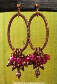Boucles d'oreilles Shanti