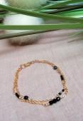 Bracelet chaîne rosaire