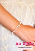 Bracelet Jardin Secret