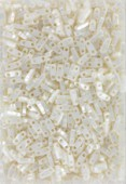 Miyuki Quarter Tila Beads QTL-0592 antique ivory pearl ceylon x10g