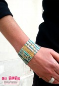 Bracelet Hexcut