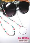 Collier porte-lunettes