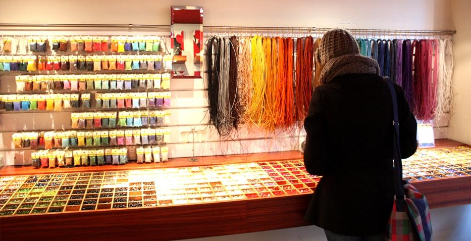 La boutique Matière première 2