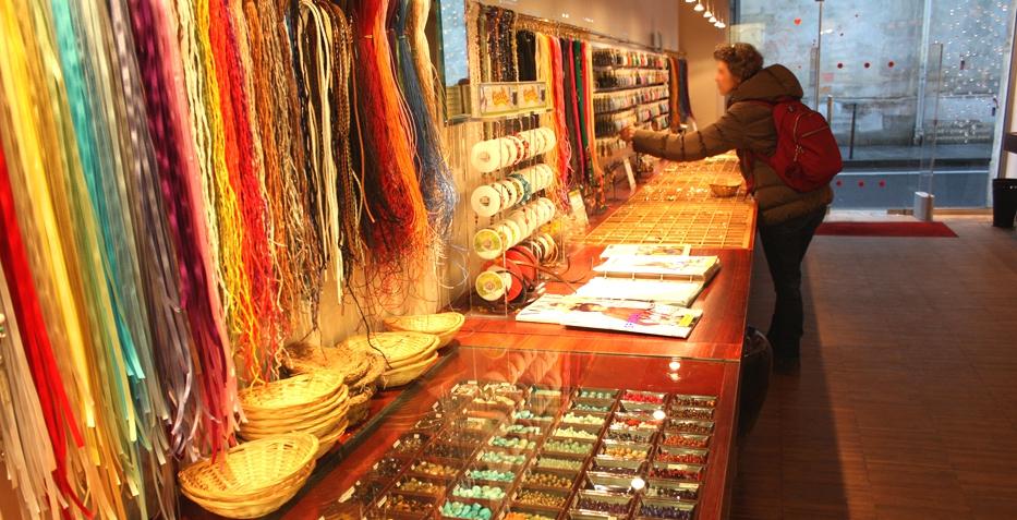 La boutique Matière première 5