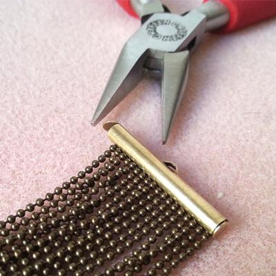 9 bracelet nœud atelier matiere premiere