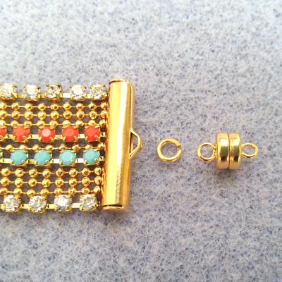 9 bracelet satellite atelier matiere premiere
