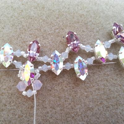 10a bracelet de la mariée atelier matiere premiere
