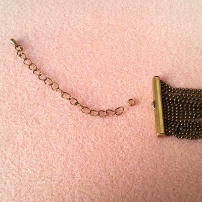 10a bracelet nœud atelier matiere premiere