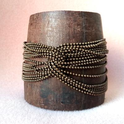 11 bracelet nœud atelier matiere premiere