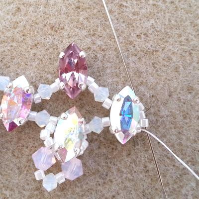 12 bracelet de la mariée atelier matiere premiere