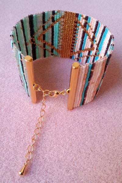 12 b bracelet hexcut atelier matiere premiere