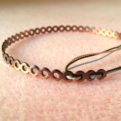 13a bracelets dentelle atelier matiere premiere