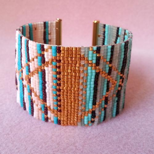 14 bracelet hexcut atelier matiere premiere
