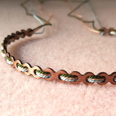 13c bracelets dentelle atelier matiere premiere