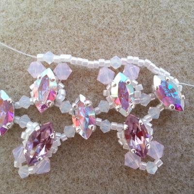 14a bracelet de la mariée atelier matiere premiere