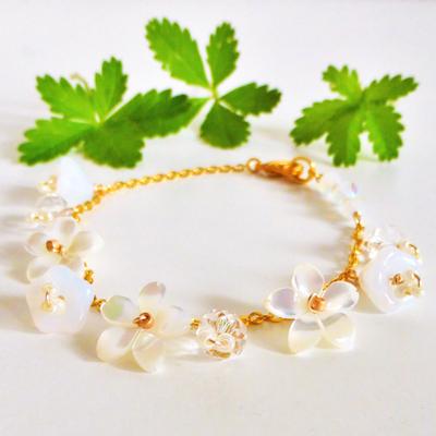 19 bracelet jardin secret atelier matiere premiere