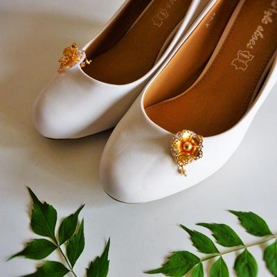18 les chaussures de la mariée atelier matiere premiere