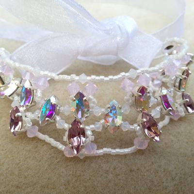 18a bracelet de la mariée atelier matiere premiere