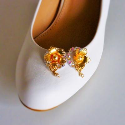 19 les chaussures de la mariée atelier matiere premiere