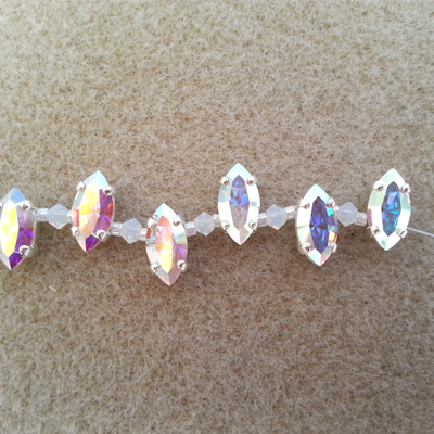2 bracelet de la mariée atelier matiere premiere