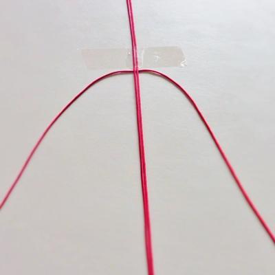 2 technique du macramé atelier matiere premiere