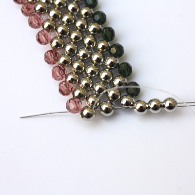 bracelet macramé matiere premiere