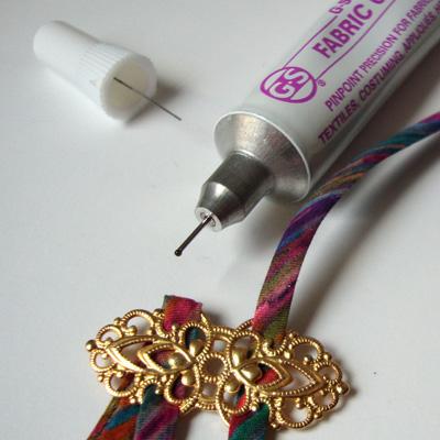 collier plastron matiere premiere