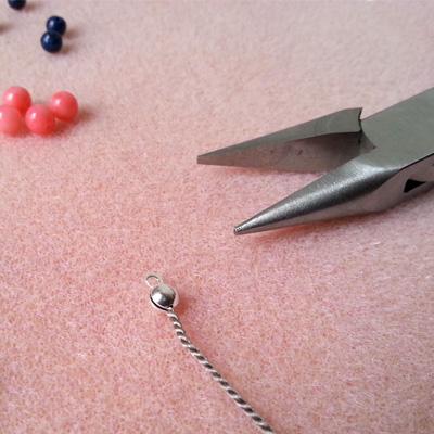 3a bracelets en fil de soie atelier matiere premiere