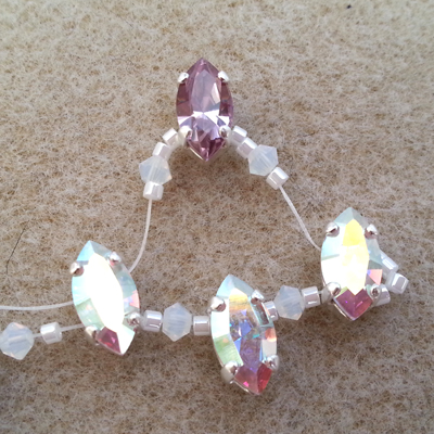 4 bracelet de la mariée atelier matiere premiere
