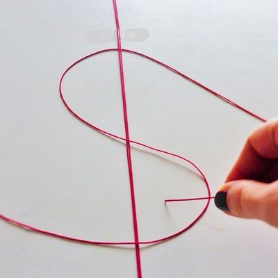 4 technique du macramé atelier matiere premiere