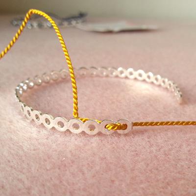 4a bracelets dentelle atelier matiere premiere