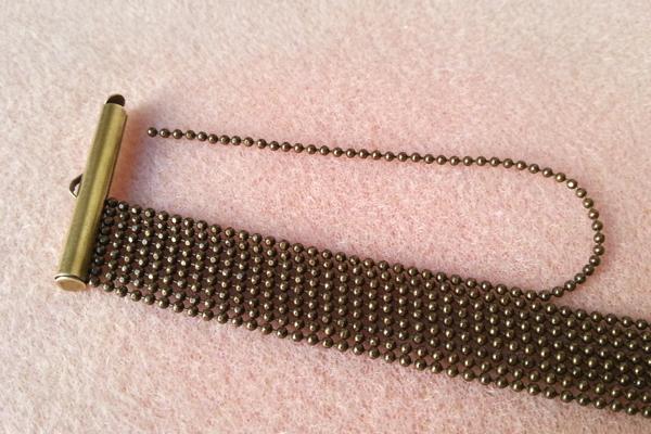 5 bracelet nœud atelier matiere premiere