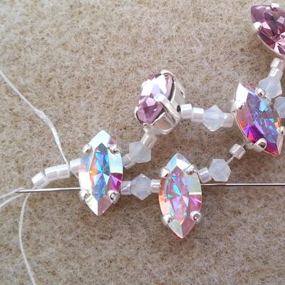 5 bracelet de la mariée atelier matiere premiere