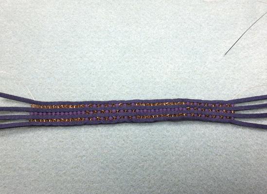 6 bracelet shine atelier matiere premiere