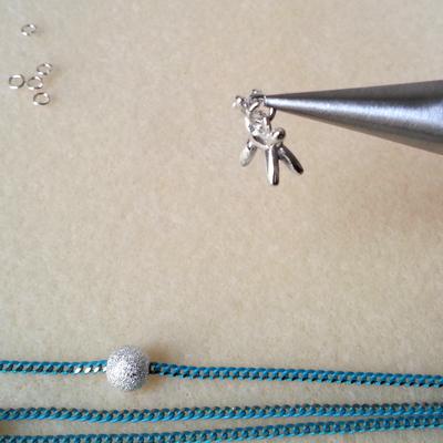 6 bracelet turquoise atelier matiere premiere